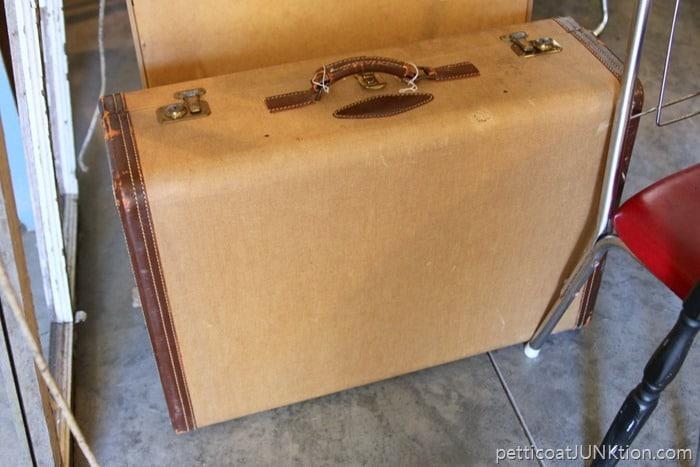 Hartman Luggage estate sale find