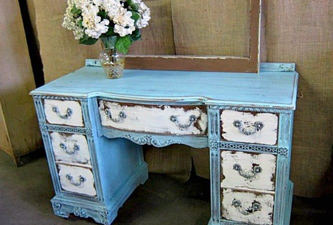 Heavily-Distressed-Furniture-Project-Blue-and-White-Desk.jpg