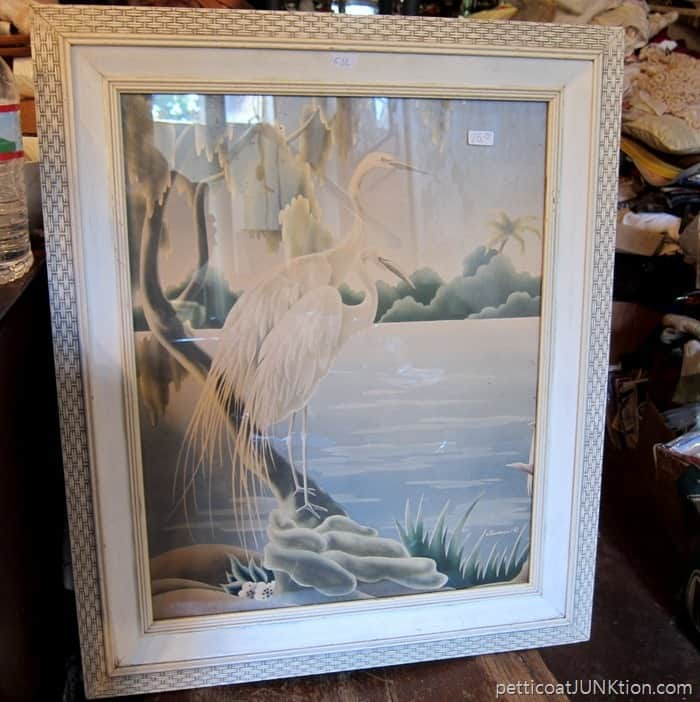 vintage Turner bird Print