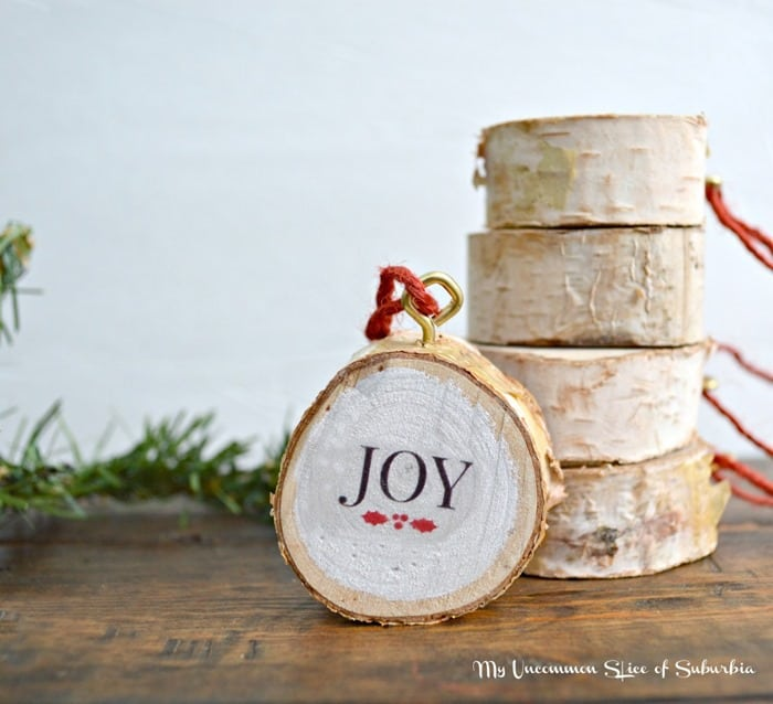How-to-make-a-birch-wood-ornament-These-wouls-be-so-cute-on-top-of-gifts