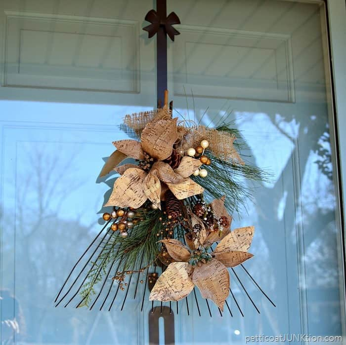 My Rake Wreath Hasn't Found A Landing Spot Yet Petticoat Junktion