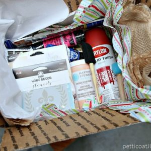 Craft Supply Stash | Christmas Giveaway