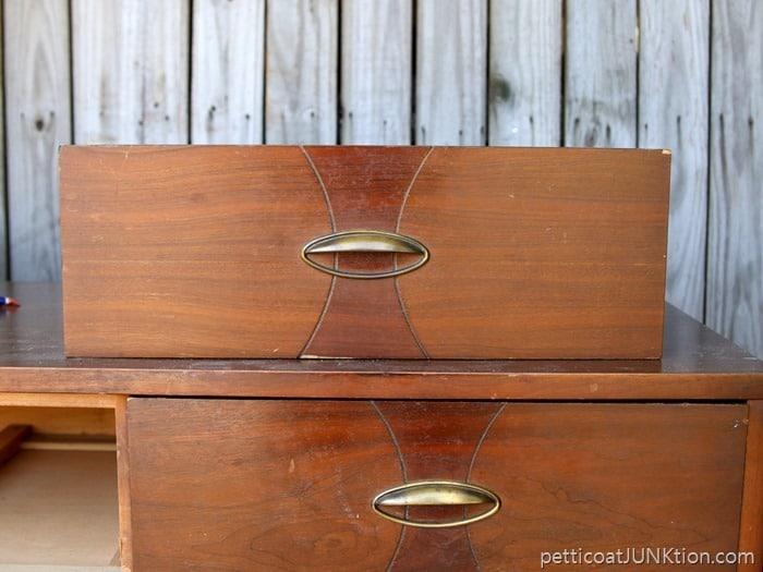 furniture drawers with original hardware