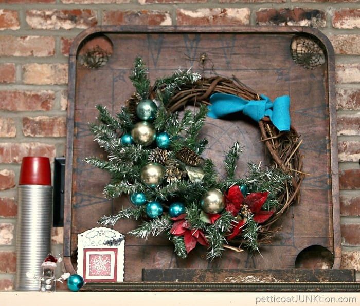 mantel decor repurposing and remaking home decor 1