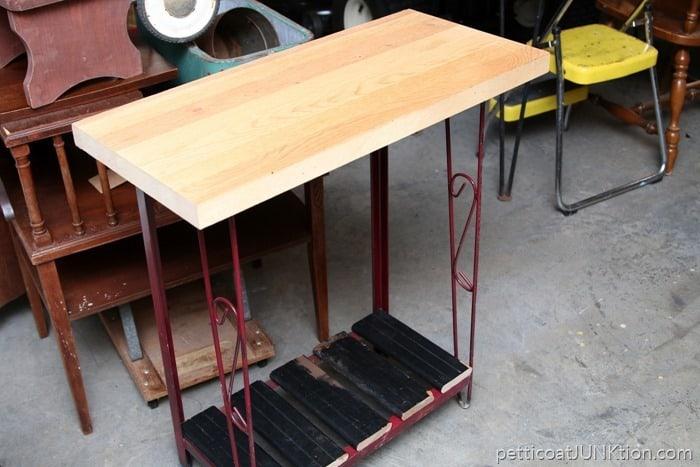 table progress