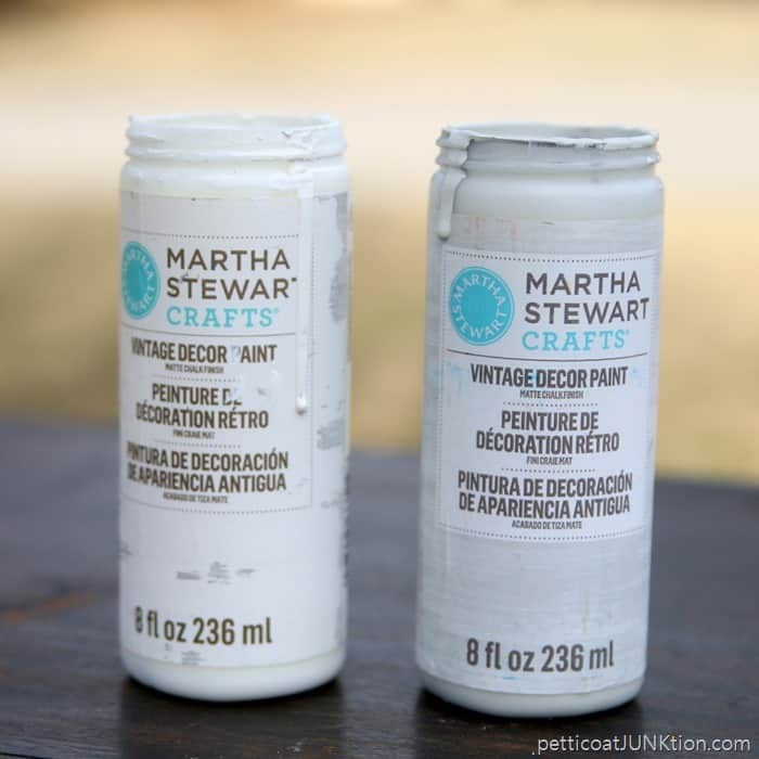 Martha Stewart Crafts Vintage Decor Paint