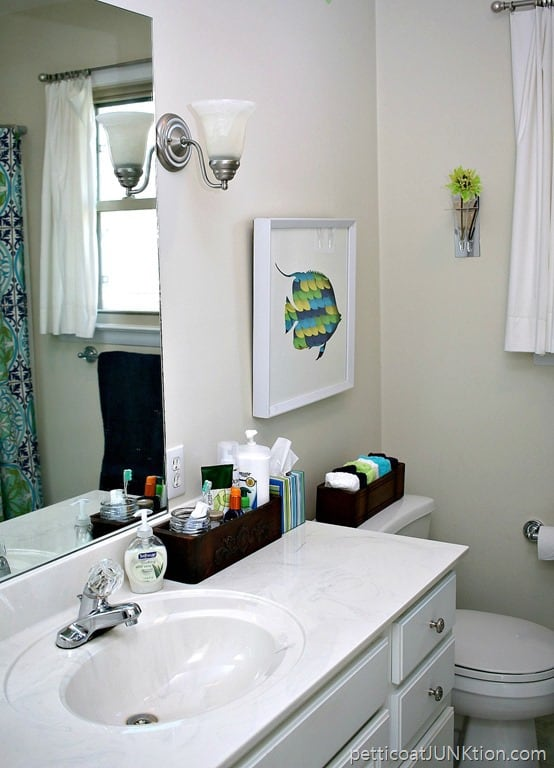 Bathroom Decorating When The Stars And Planets Align