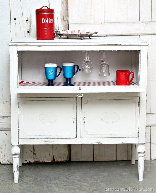 Beverage Cabinet Project How To Upcycle Used Furniture