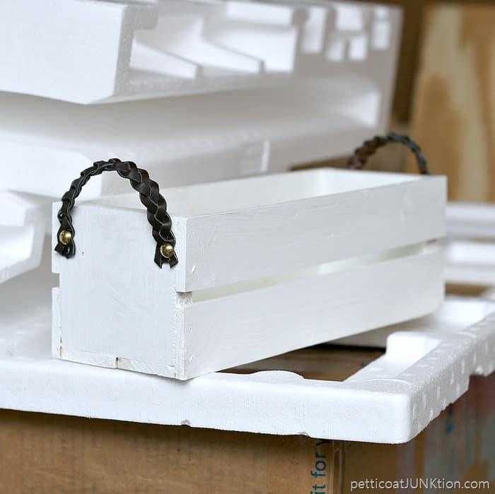 DIY Designer Wood Crates Have Multiple Uses