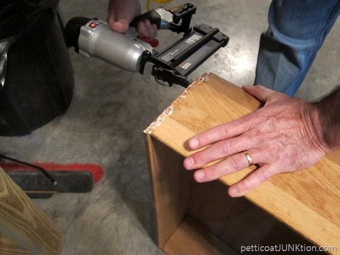 Making Furniture Repairs And The Missing Drawers