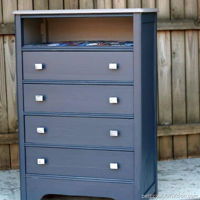 blue furniture for boys
