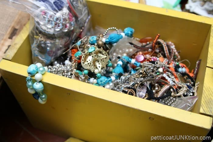 jewelry stash