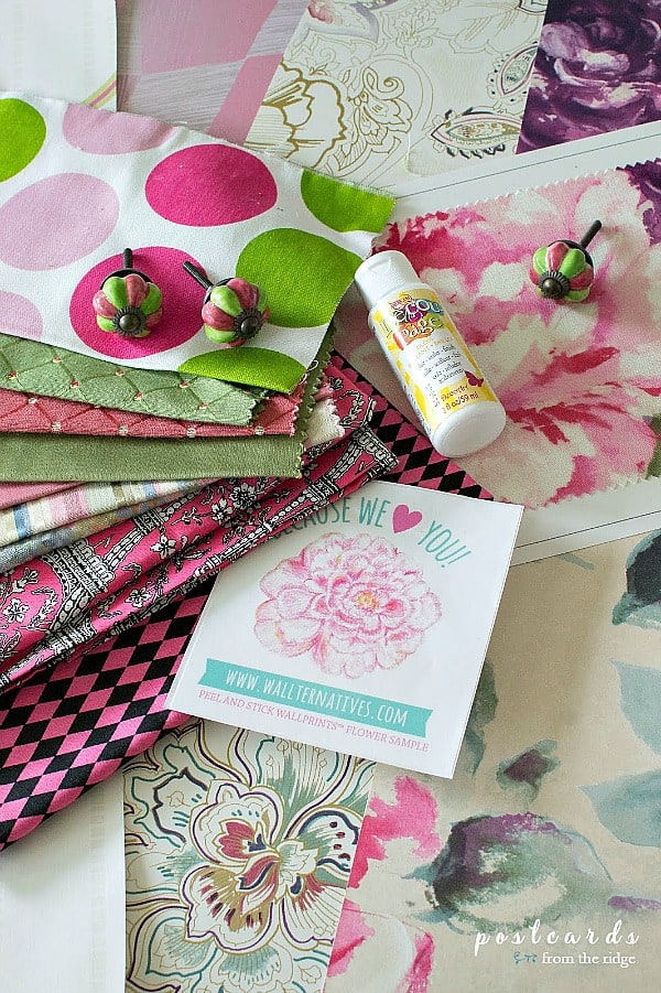 craft supply giveaway from Postcards From The Ridge