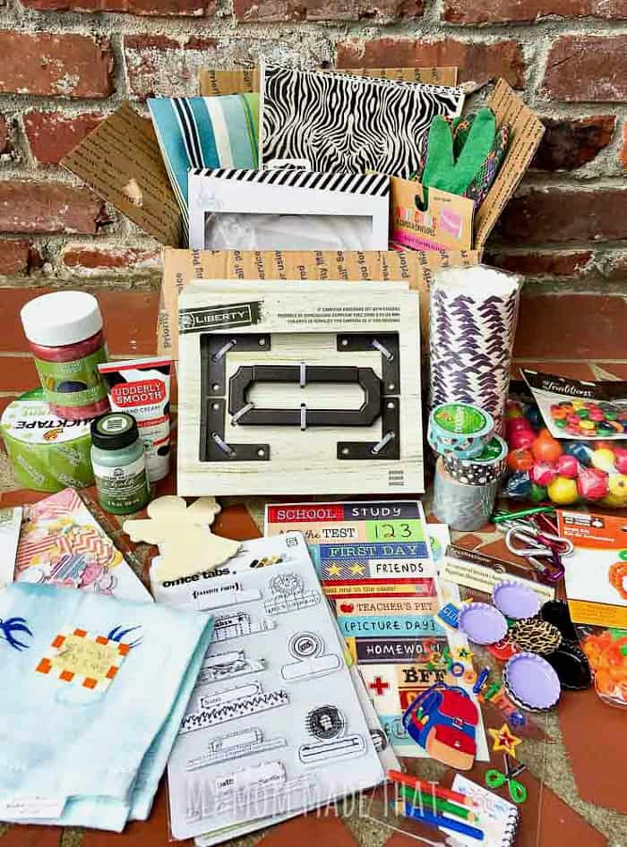 Craft Stash Giveaway from My Mom Made That