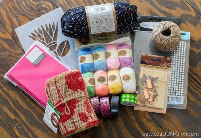 Domestically Speaking Craft Supply Giveaway