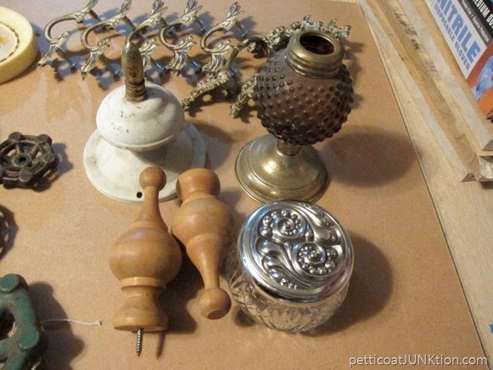 junk treasures