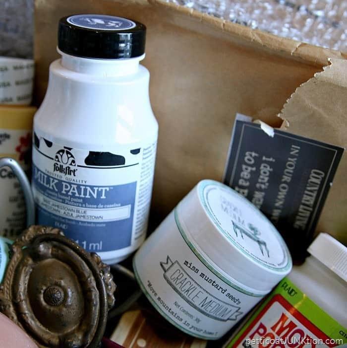 Milk paint giveaway