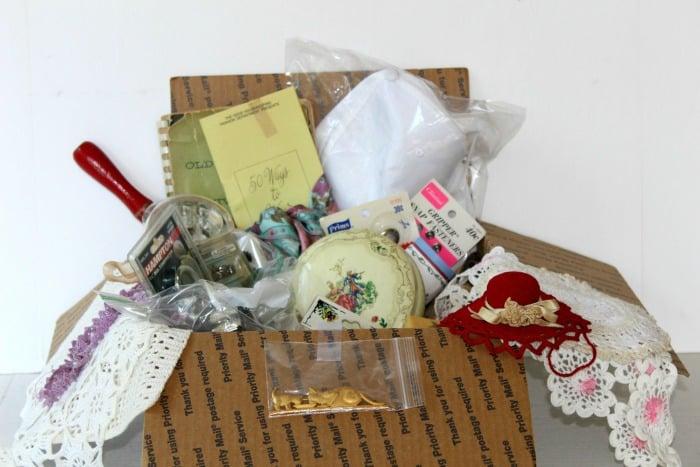 craft supply vintage junk giveaway