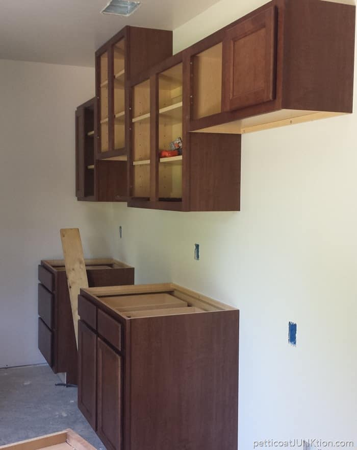 new kitchen cabinets