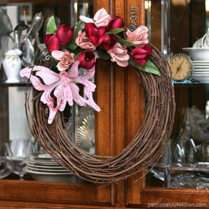 Happy Dance Wreath | Budget Decorating