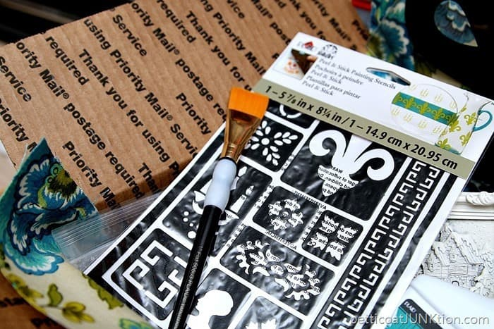 Glitter Paint & Fun Stuff In Craft Giveaway