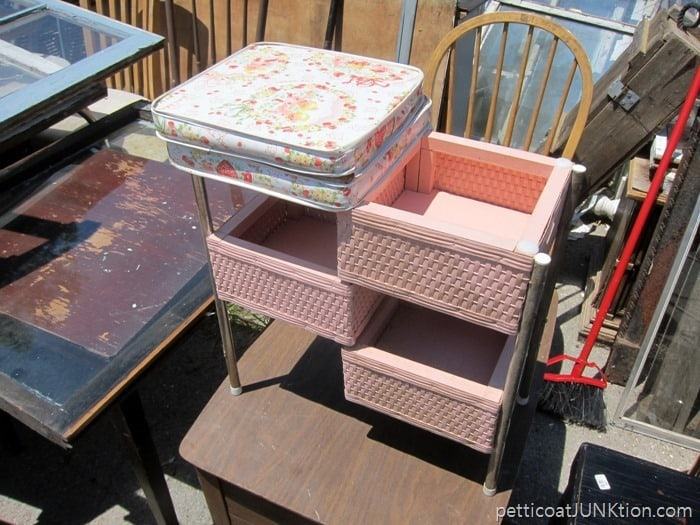Junk Store Prices And A Video Tour