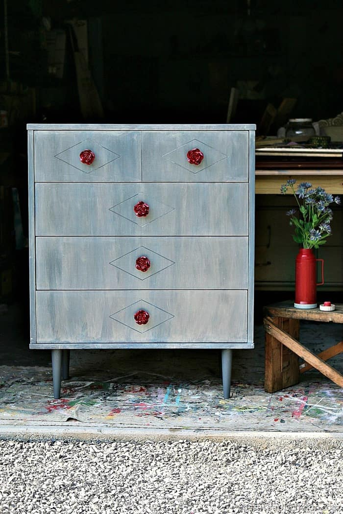 My 10 Most Talked About Furniture Makeovers