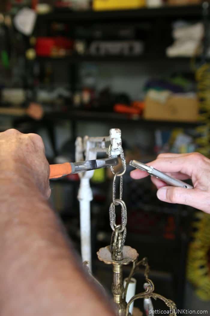 putting junk treasrures together
