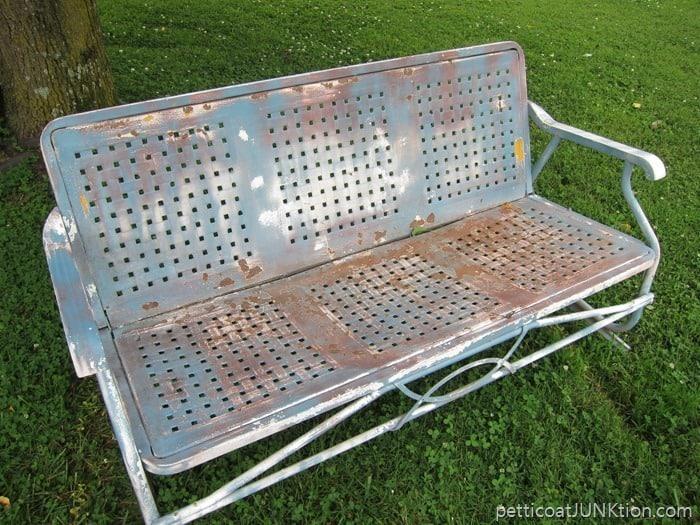 rusty glidder