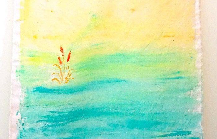 how to paint with watercolor paints