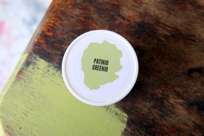 Blackdog Salvage Paint color Patinio Greenio