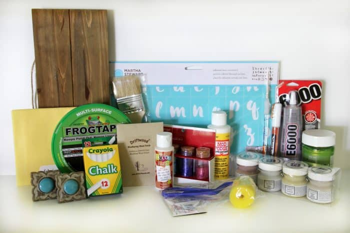 Craft Box Giveaway from Artsy Chicks Rule