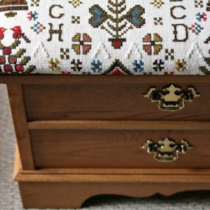 How to recover a Lane Cedar Chest