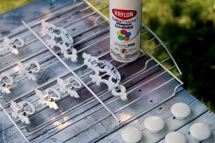 Krylon Spray Paint Modern White