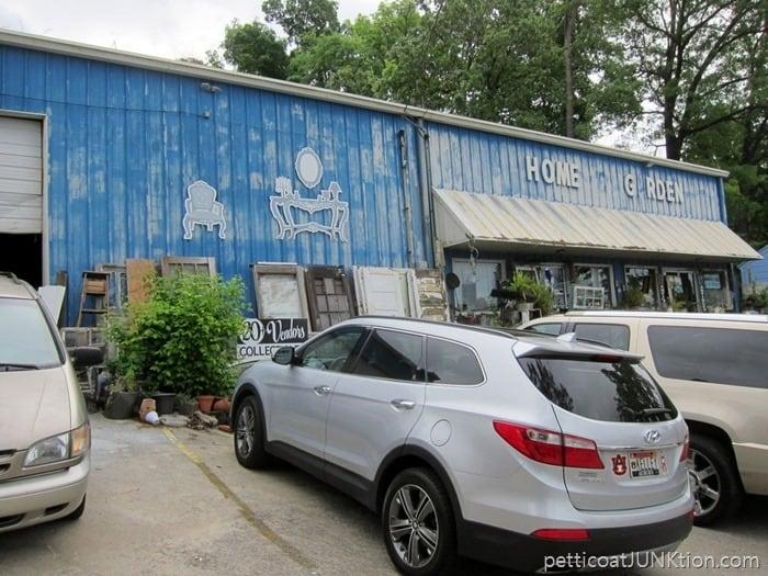 The Blue Building Antiques