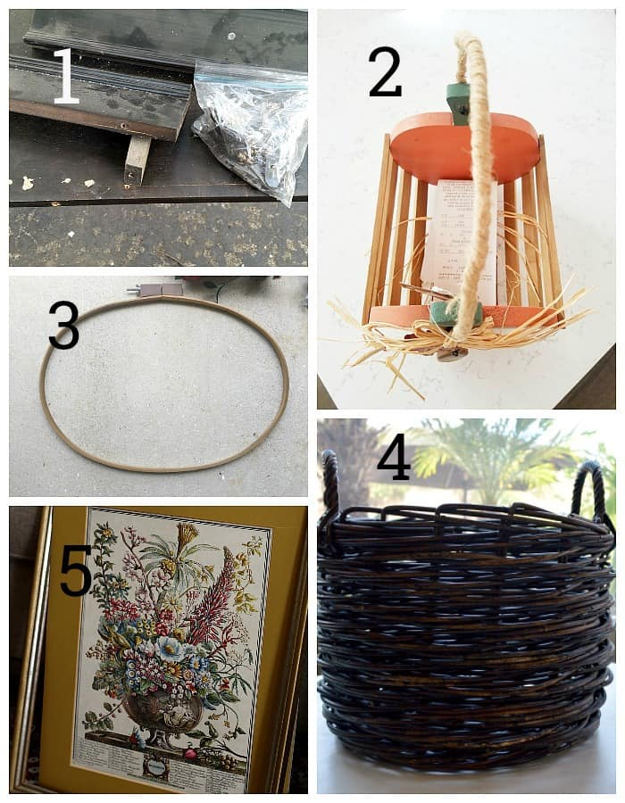 thrift store makeover projects