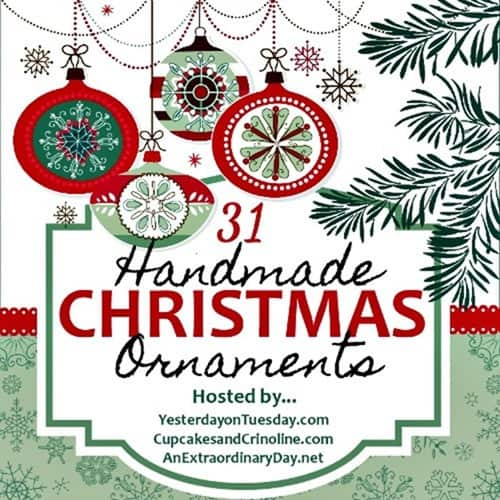 31 Christmas Ornaments