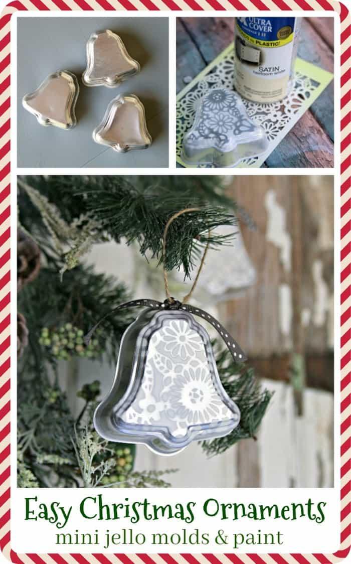 Homemade Handmade Christmas Ornaments