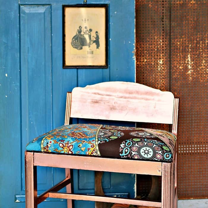 Boho Chic Furniture: Boho Chic Furniture Makeover For My Alter Ego Self