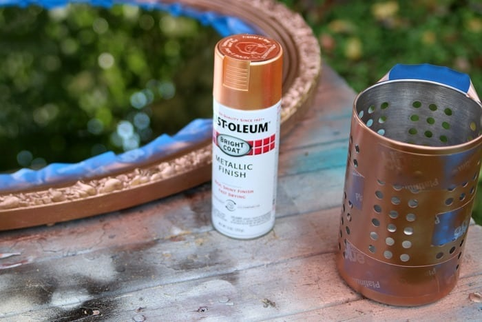 5 Metallic Spray Paint Colors Guaranteed To Spice Up Your Decor
