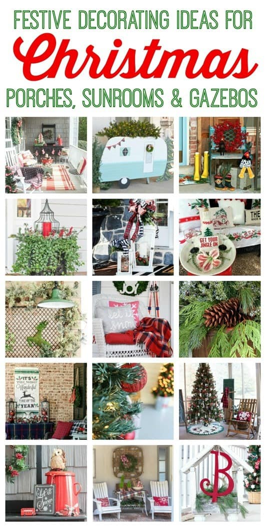 Christmas-Porch-Decorating-Ideas-Collage