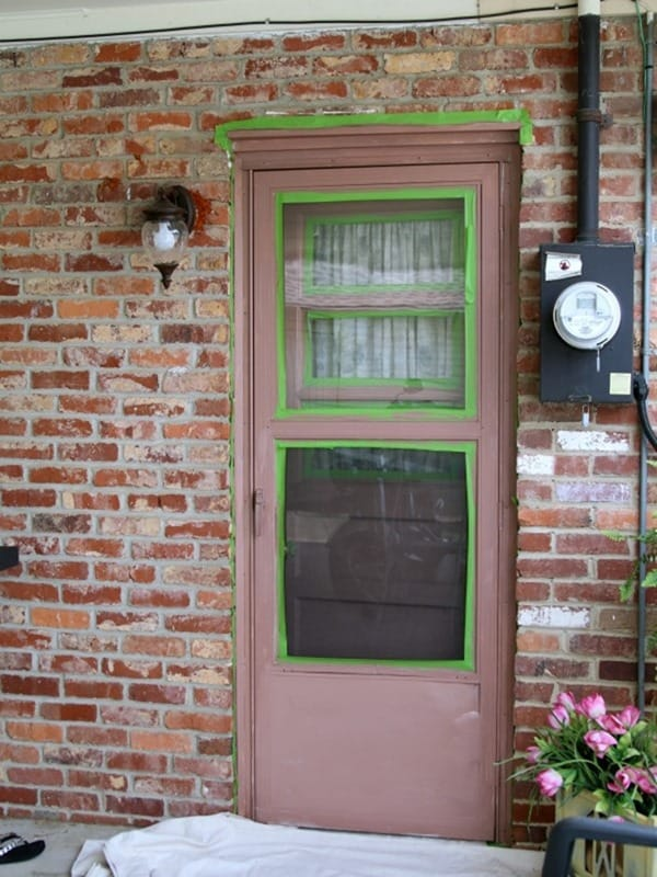 type of paint for exterior metal doors what type of paint