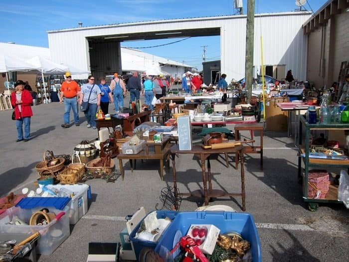 vendor Nashville Flea Market