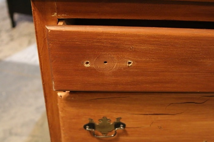 drawer pull problems