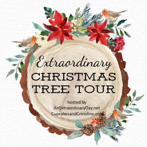 An Extraordinary Christmas Tree Tour Graphic