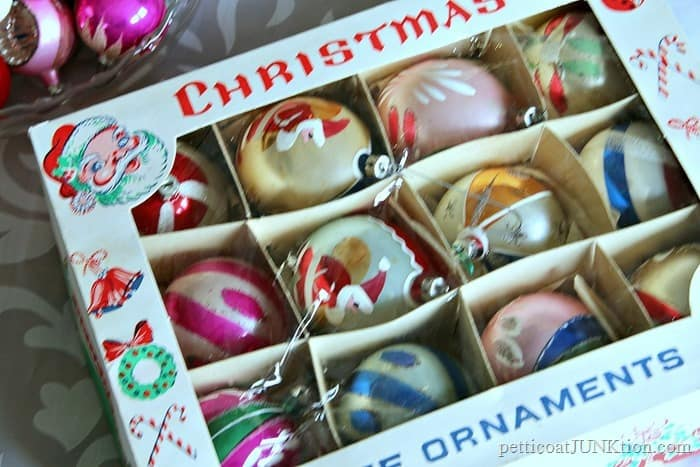 Christmas ornaments made in Poland