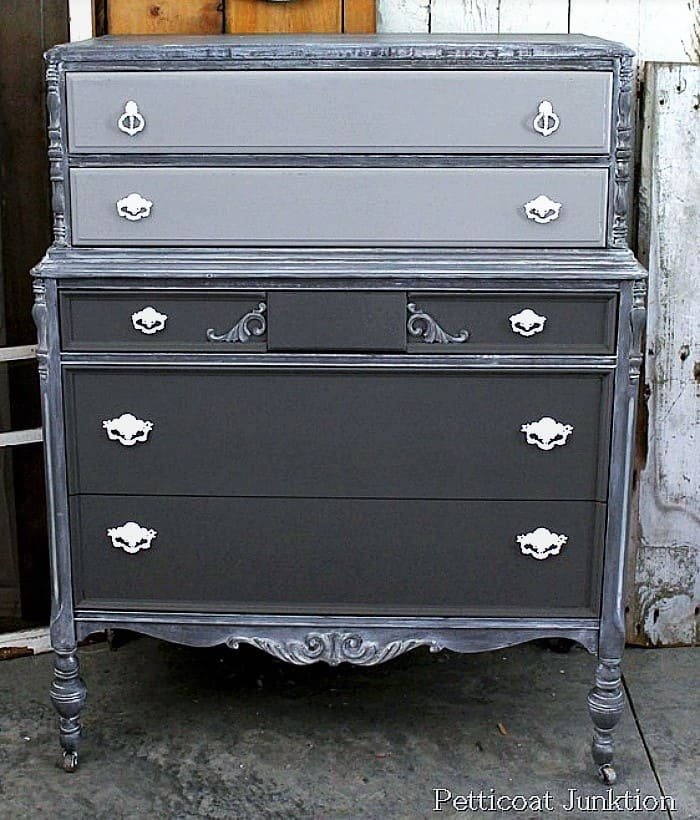 Frosted Gray Paint