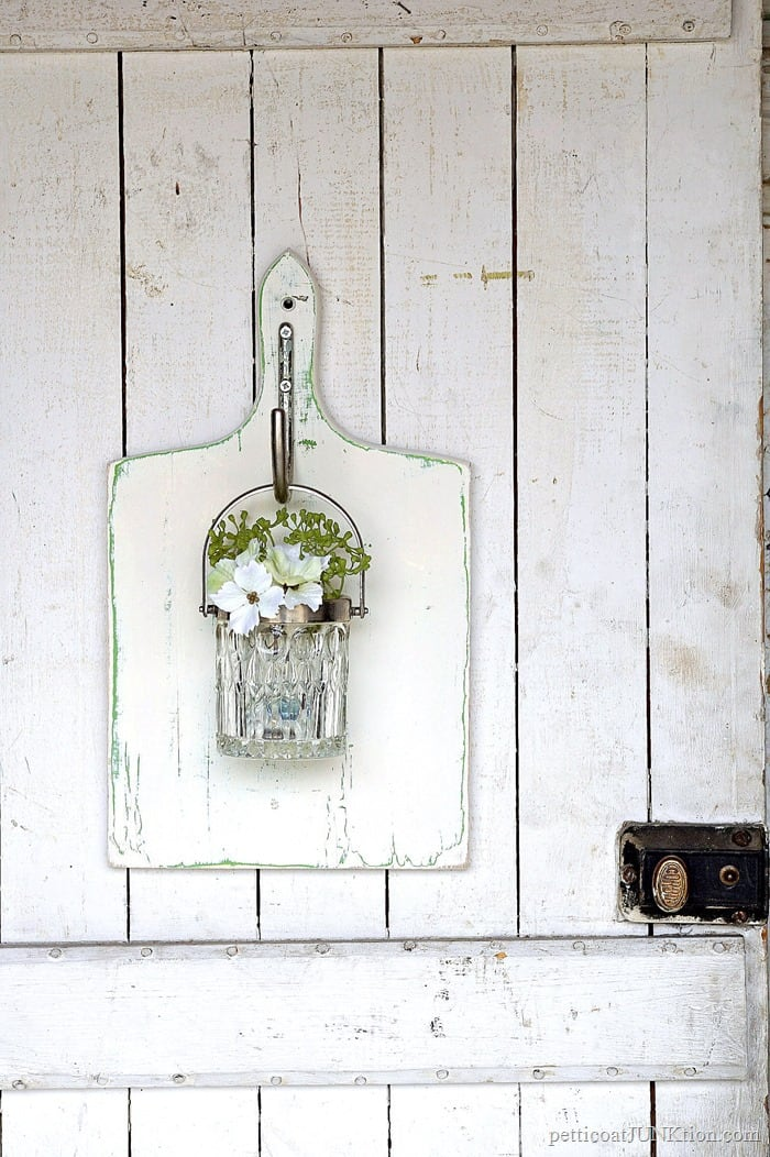 Glass Wall Vase On The Cheap
