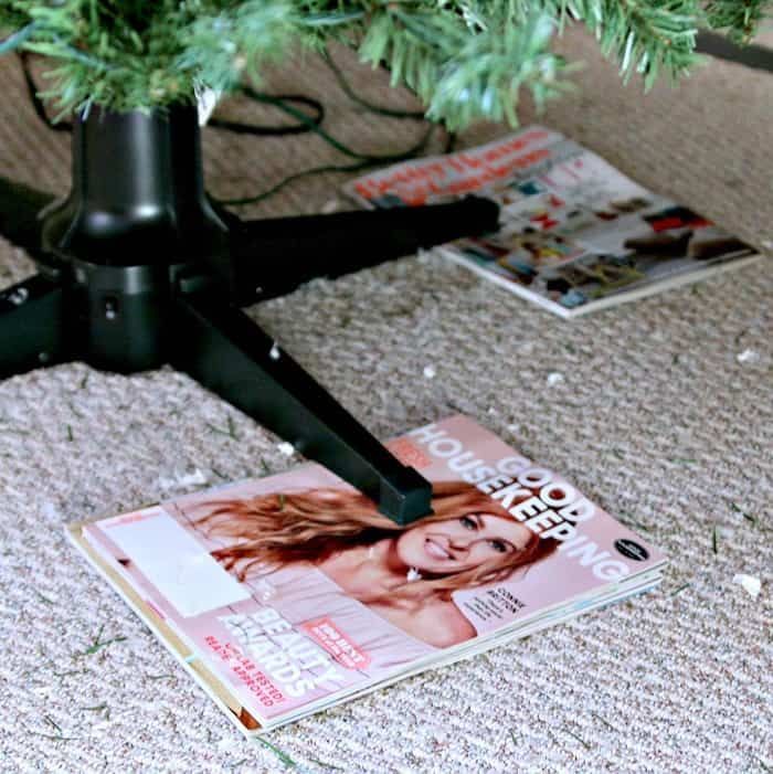 magazines to level tree