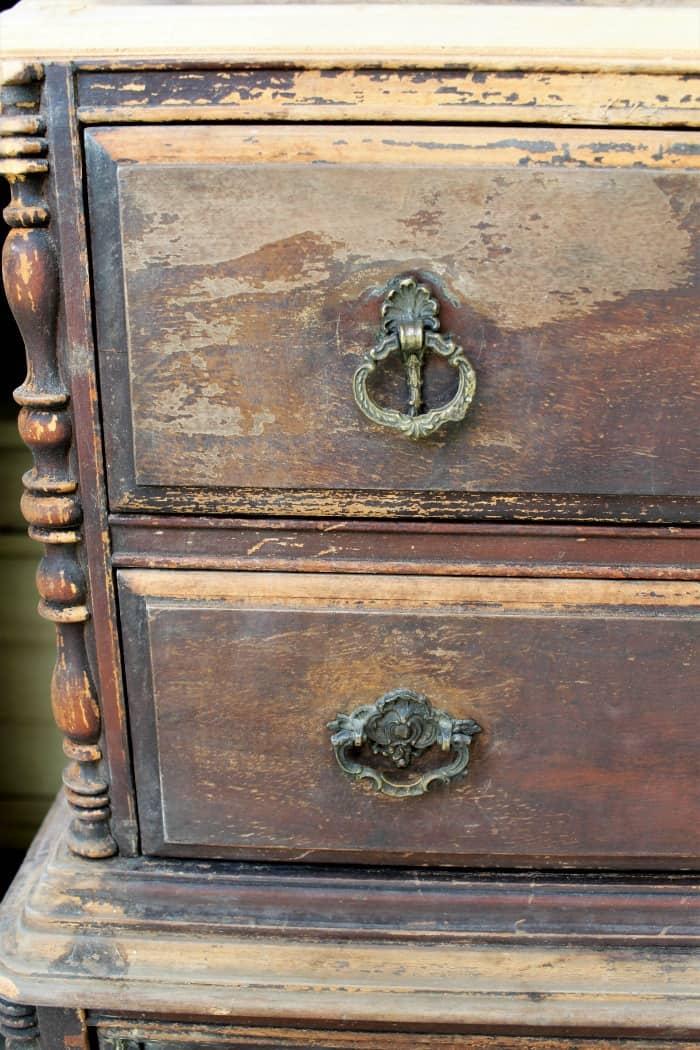 trash to treasure furniture